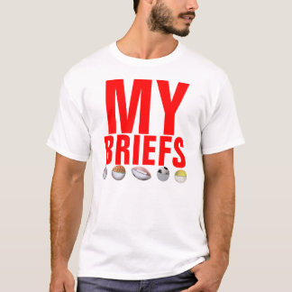 MyBriefs In Your Face T-Shirt
