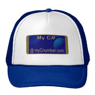 MyC# Cosmic-1 Trucker Hat