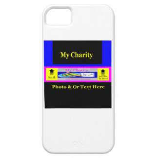 """""""MyCharity"""" Case For iPhone 5/5S"""