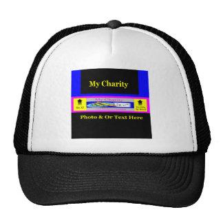 """""""MyCharity"""" Trucker Hat"""
