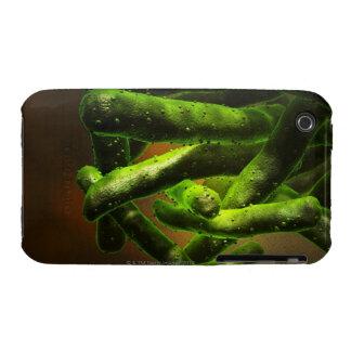 Mycobacterium Tuberculosis iPhone 3 Case-Mate Cases