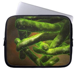Mycobacterium Tuberculosis Laptop Sleeve