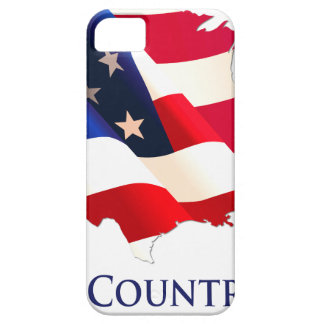 Mycountry.png iPhone SE/5/5s Case