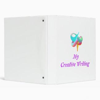 MyCreative Writing Binder