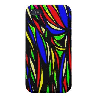 mydigitalcolourful seaweed painting iPhone 4/4S case