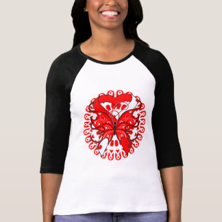 Myelodysplastic Syndromes Butterfly Circle of Ribb Tees
