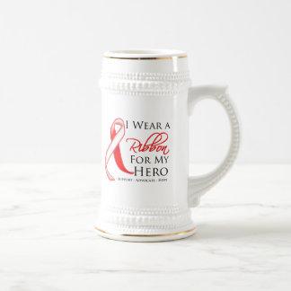 Myelodysplastic Syndromes I Wear a Ribbon For My H Mugs