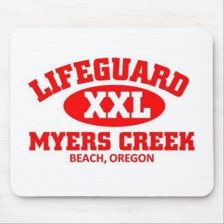 Myers beach mousepads