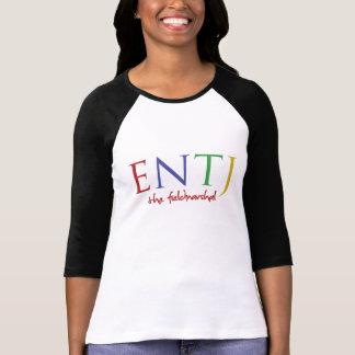 Myers-Briggs ENTJ; The Fieldmarshal T-Shirt