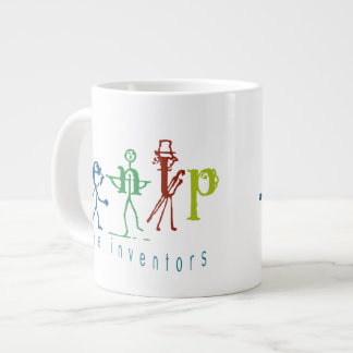 Myers-Briggs ENTP - Expresso for the Inventor Giant Coffee Mug