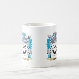 Myers Coat of Arms - Family Crest Classic White Coffee Mug