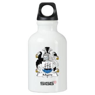 Myers Family Crest SIGG Traveler 0.3L Water Bottle