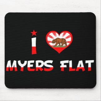 Myers Flat CA Mousepad