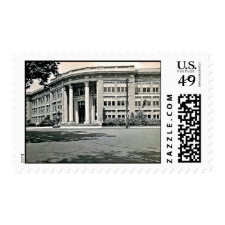 Myers High School Wilkes-Barre Pa. Postage Stamp