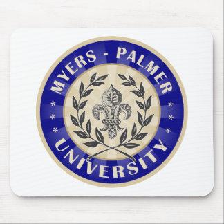 Myers Palmer University Navy Mouse Pads