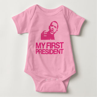 MYFIRSTpink Baby Bodysuit