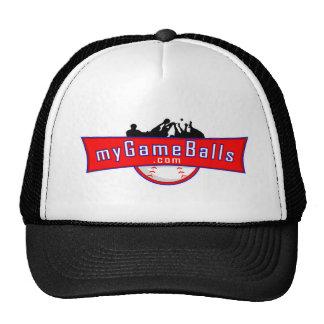 MyGameBalls.com Trucker Hat