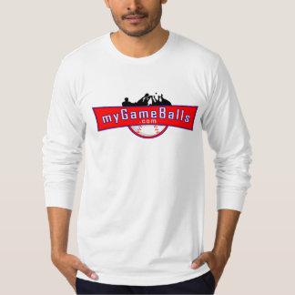 MyGameBalls Long-Sleeved T-Shirt