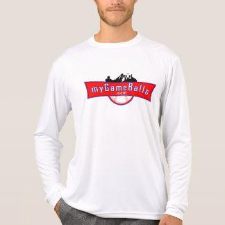 MyGameBalls Microfiber long-sleeved shirt