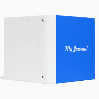 MyJournal Binder