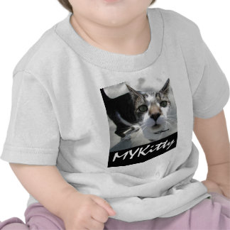 MYKitty Cat Items Tshirt