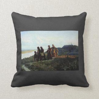 Mykola Yaroshenko- Blind Pillow