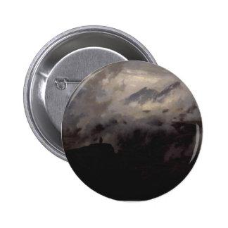 Mykola Yaroshenko- Elbrus en las nubes Pin
