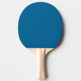 Mykonos Blue High End Colored Ping-Pong Paddle
