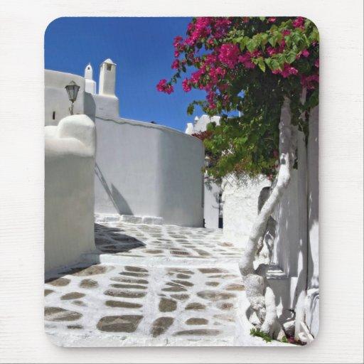 Mykonos, Grecia Mousepad