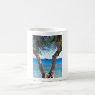 Mykonos, Greece, Island Life Coffee Mug