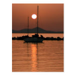 Mykonos Greece Photo Colette Guggenheim Postcard
