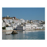 Mykonos Greece Print