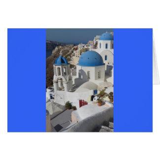 Mykonos Greece Travel Card