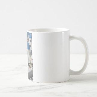 Mykonos Greece Travel Coffee Mug