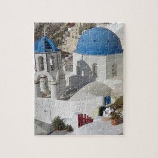 Mykonos Greece Travel Jigsaw Puzzle