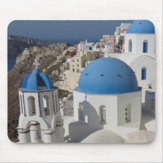 Mykonos Greece Travel Mouse Pad