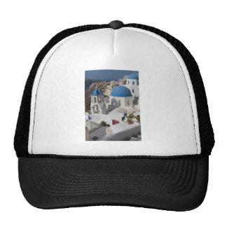 Mykonos Greece Travel Trucker Hat