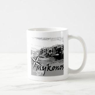 MYKONOS ISLAND COFFEE MUG