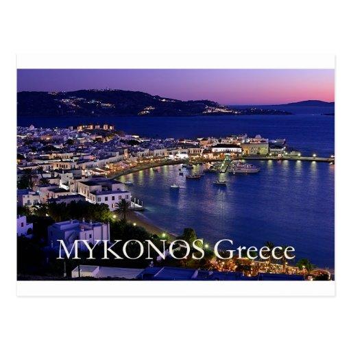 mykonos_night postcard
