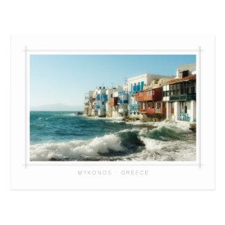 Mykonos - poca postal de Venecia
