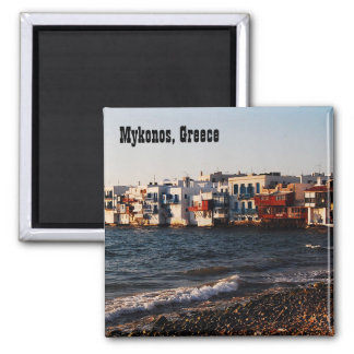 Mykonos poco imán del refrigerador de Venecia