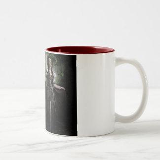 Mylady Two-Tone Coffee Mug