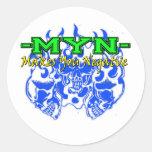 myn2.png classic round sticker