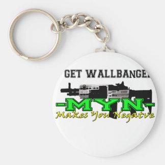 myn gear keychain