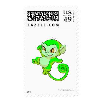 Mynci Glowing Stamp