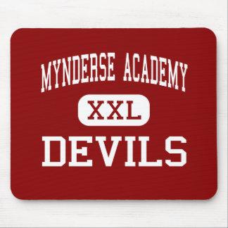 Mynderse Academy - Devils - High - Seneca Falls Mouse Pad