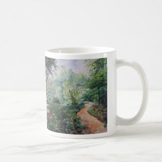 Mynell Gardens Jackson, Ms. By Syl... Classic White Coffee Mug
