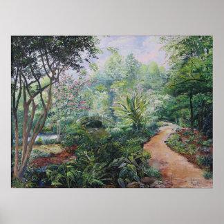 Mynell Gardens Print