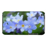 Myosotis sylvatica - Forget Me Nots Barely There iPod Covers