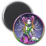 Myra Celestial Rainbow Fairy Magnet